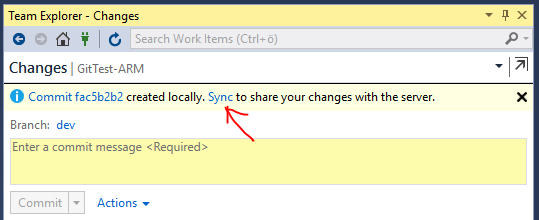 GitHub Source Control for your Visual Studio projects