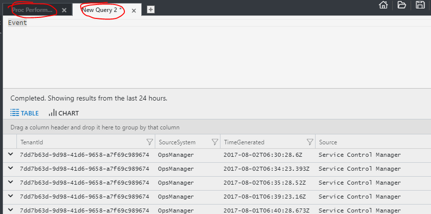 """OMS welcomes the new """"Azure Analytics Query Language"""