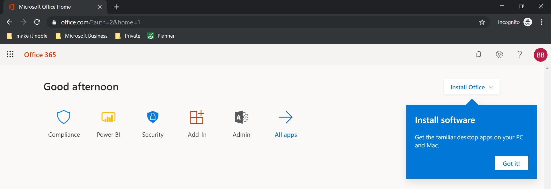 Portal login azure