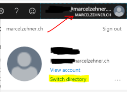 Switch Directory
